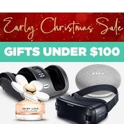 Early Christmas Sale: Gifts Under $100