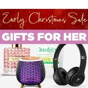 Early Christmas Sale: Gifts For Her