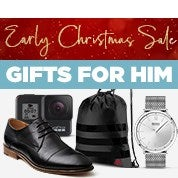 Early Christmas Sale: Gifts For Him