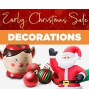 Early Christmas Sale: Decorations