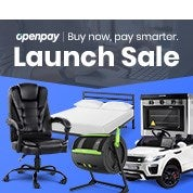OpenPay Launch Sale
