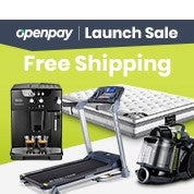 OpenPay Launch: Free Shipping
