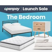 OpenPay Launch: The Bedroom