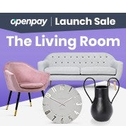OpenPay Launch: The Living Room