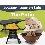 OpenPay Launch: The Patio
