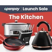 OpenPay Launch: The Kitchen