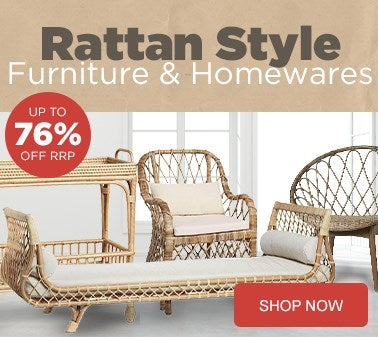Rattan Style Furniture & Homewares