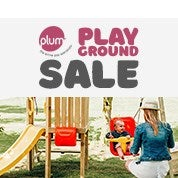 Plum Playground Sale