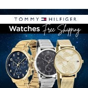 Tommy Hilfiger Free Shipping Watches