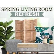 Spring Living Room Refresh