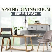Spring Dining Room Refresh