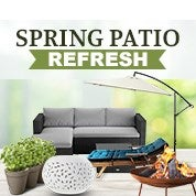 Spring Patio Refresh