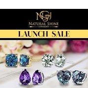 Natural Shine Jewellery Launch Sale