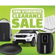 ABM Storewide Clearance Sale