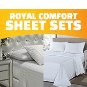 Royal Comfort Sheet Sets