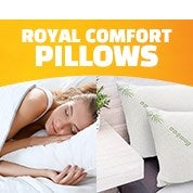 Royal Comfort Pillows
