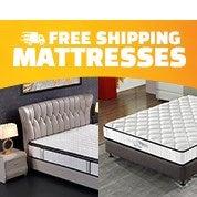 Free Shipping Mattresses