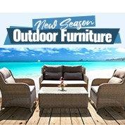 New Season Outdoor Furniture