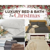 Luxury Bed & Bath For Christmas