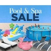 Pool & Spa Sale