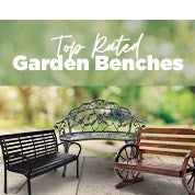 Top Rated Garden Benches