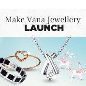 Make Vana Jewellery Launch