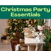 Christmas Party Essentials