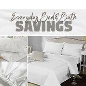 Everyday Bed & Bath Savings