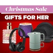 Christmas Sale: Gifts for Her
