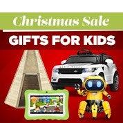 Christmas Sale: Gifts for Kids