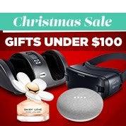 Christmas Sale: Under $100