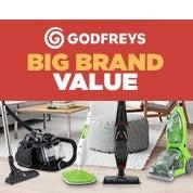 Godfreys Big Brand Value