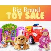 Big Brand Toy Sale