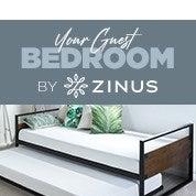 Your Guest Bedroom By Zinus