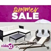 VidaXL Summer Sale
