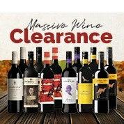 Massive Wine Clearance