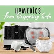 Homedics Free Shipping Sale