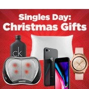 Singles Day: Christmas Gifts