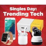Singles Day: Trending Tech