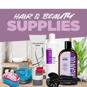 Hair & Beauty Supplies Up to 49% Off RRP