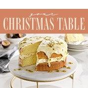 Your Christmas Table