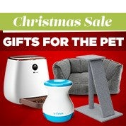 Christmas Sale: Gifts For The Pet