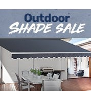 Outdoor Shade Sale