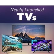 Newly Launched TVs