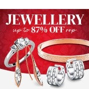 Jewellery Up to 87% Off RRP