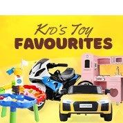 Kids' Toy Favourites