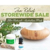 Zea Relief 20% Off Storewide