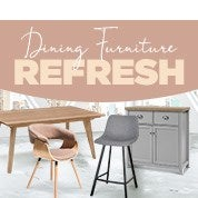 Dining Furniture Refresh