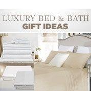 Luxury Bed & Bath Gift Ideas