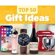 Top 50 Gift Ideas